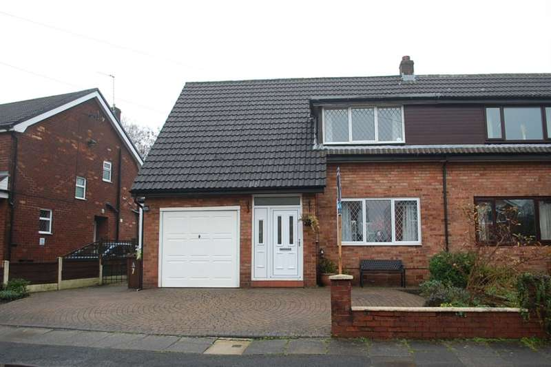 3 Bedrooms Semi Detached House for sale in Arden Close, Ashton-Under-Lyne, OL6