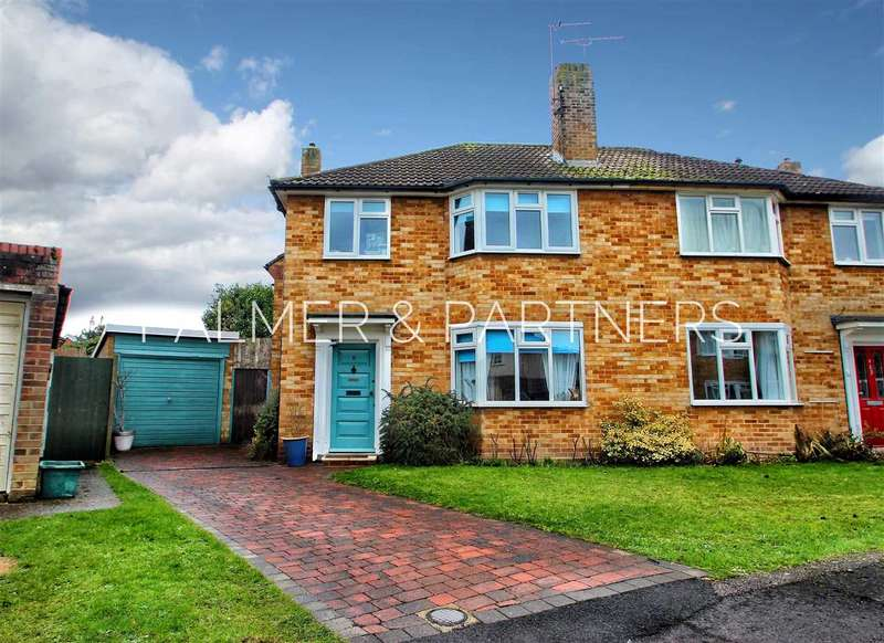 3 Bedrooms Semi Detached House for sale in Cannons Close, Colchester