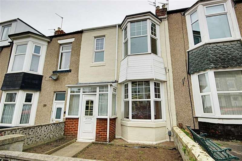 3 Bedrooms Terraced House for sale in Broughton Road, South Shields, Tyne And Wear