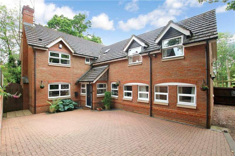 5 Bedrooms Detached House for sale in Rochester Close, Headless Cross, Redditch, Worcestershire, B97
