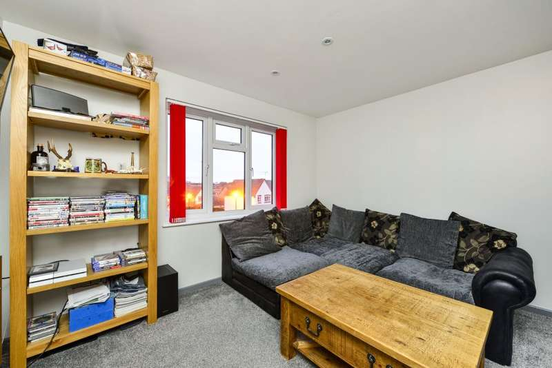 1 Bedroom Flat for sale in Beaulieu Drive, Yeovil, BA21 3TP