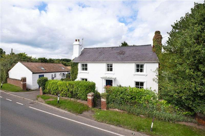 5 Bedrooms Detached House for sale in Whitestone, Hereford, HR1