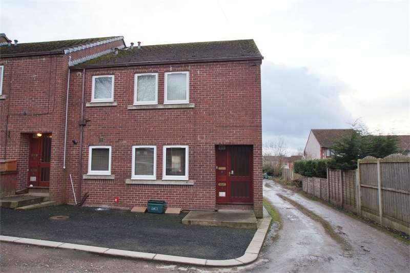 2 Bedrooms Flat for sale in CA3 9PP St Anns Court, Stanwix, Carlisle, Cumbria