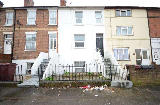 4 Bedrooms Terraced House for sale in Bedford Road, Reading, Berkshire
