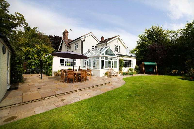 4 Bedrooms Detached House for sale in Belbroughton Road, Hackmans Gate, Clent, Stourbridge, Worcestershire, DY9