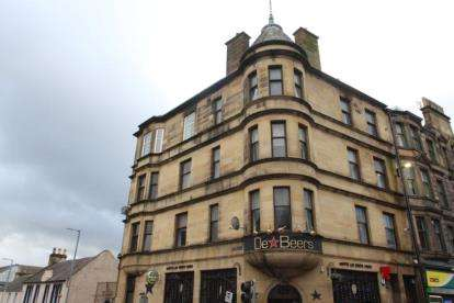 1 Bedroom Flat for sale in High Street, Paisley, Renfrewshire