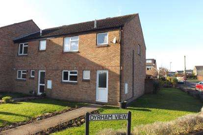 3 Bedrooms End Of Terrace House for sale in Dyrham View, Pucklechurch, Bristol, South Gloucestershire