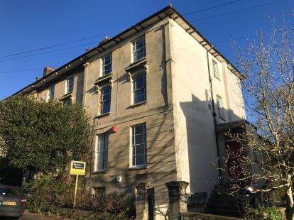 2 Bedrooms Flat for sale in Sydenham Road, Cotham, Bristol