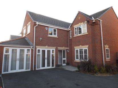5 Bedrooms Detached House for sale in Papillion Drive, Liverpool, Merseyside, L9