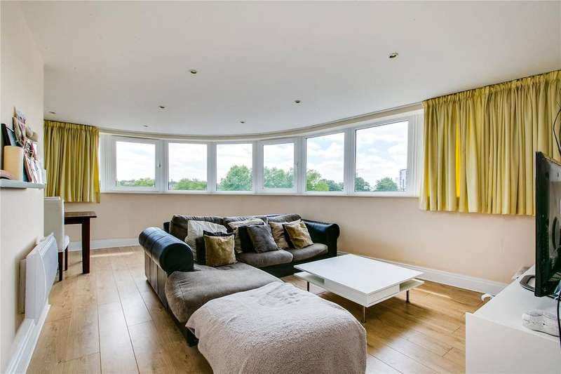 3 Bedrooms Flat for sale in Omega Building, Smugglers Way, Wandsworth, London