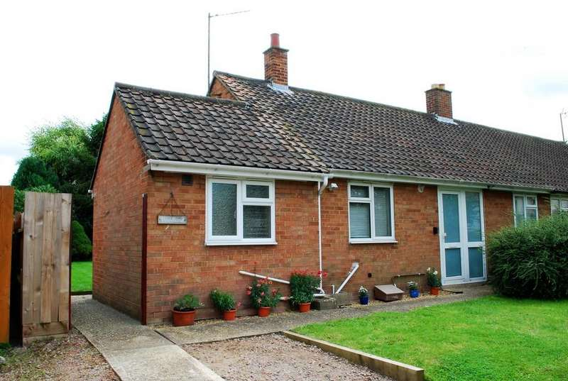 2 Bedrooms Semi Detached Bungalow for sale in Fen Ditton