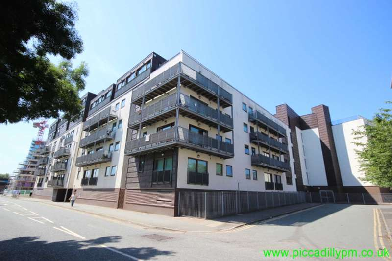 2 Bedrooms Apartment Flat for rent in Advent 2/3, 1 Isaac Way, Ancoats, M4 7ED