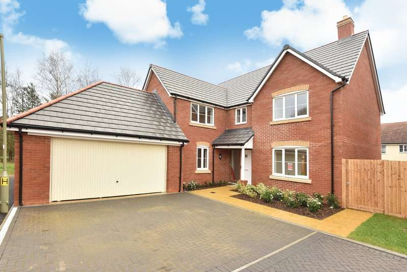 4 Bedrooms Detached House for sale in Plot 11, Queens Close, Watchfield SN6 8FB