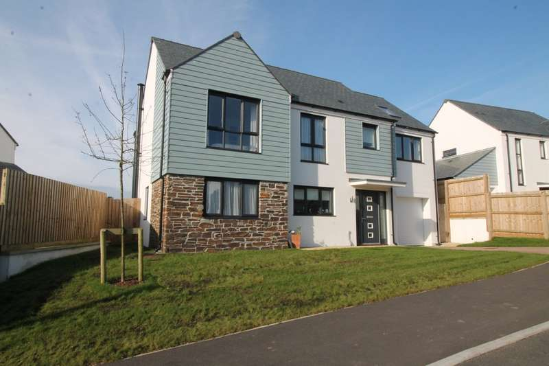 4 Bedrooms Detached House for sale in Churchstow, Kingsbridge