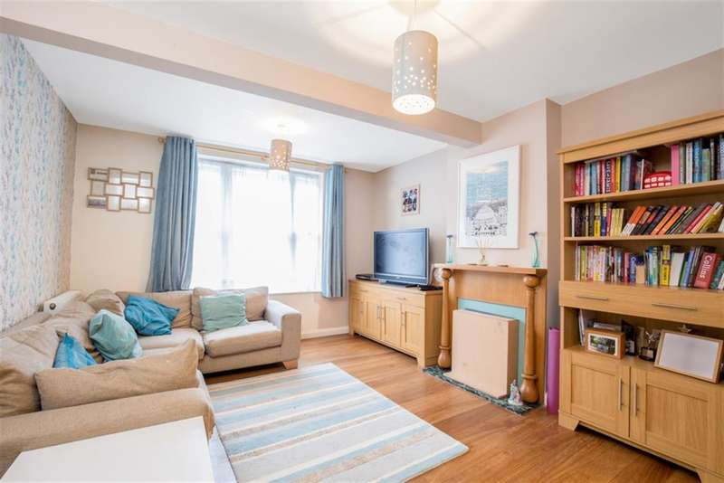 3 Bedrooms Terraced House for sale in Cuckoo Avenue, W7 1BW