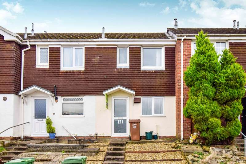2 Bedrooms Terraced House for sale in Pen Y Cae, Caerphilly, CF83