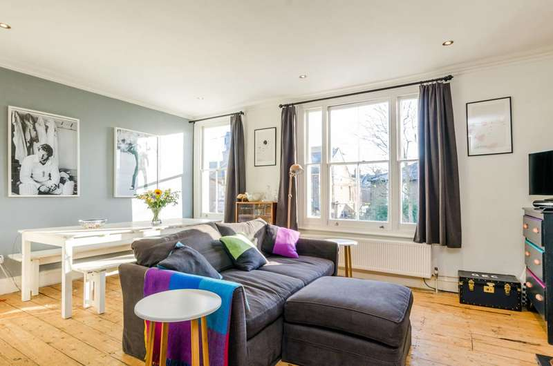 1 Bedroom Flat for rent in Milton Road, Brixton, SE24