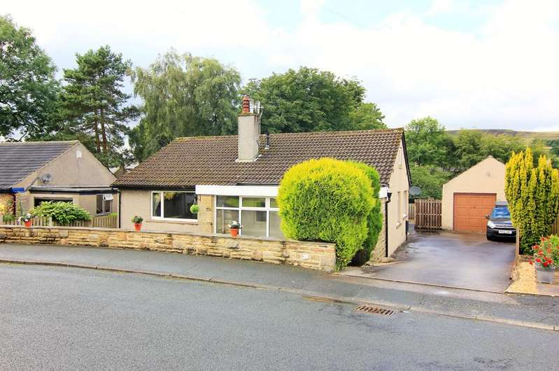 2 Bedrooms Detached Bungalow for sale in 4 Priory View, Embsay,