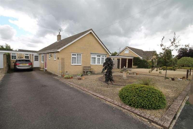 3 Bedrooms Bungalow for sale in Ricardo Road, Minchinhampton, Stroud