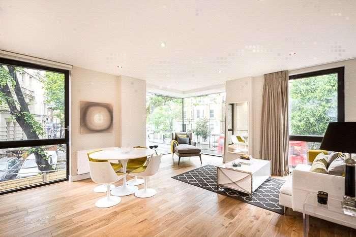 2 Bedrooms Flat for sale in Elgin Avenue, London, W9