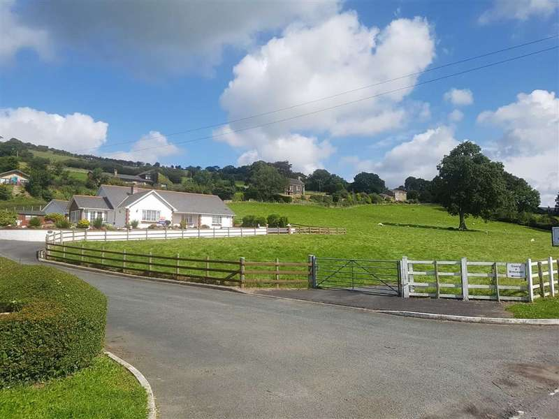 3 Bedrooms Detached Bungalow for sale in Capel Bangor, Aberystwyth