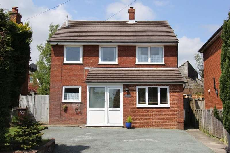 3 Bedrooms Detached House for sale in Mutton Hall Lane, Heathfield