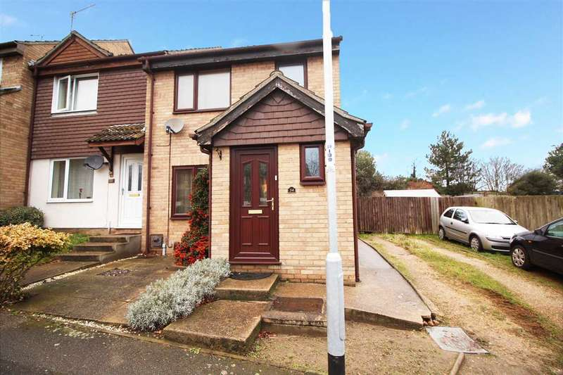 3 Bedrooms End Of Terrace House for sale in Lupin Road, Ipswich