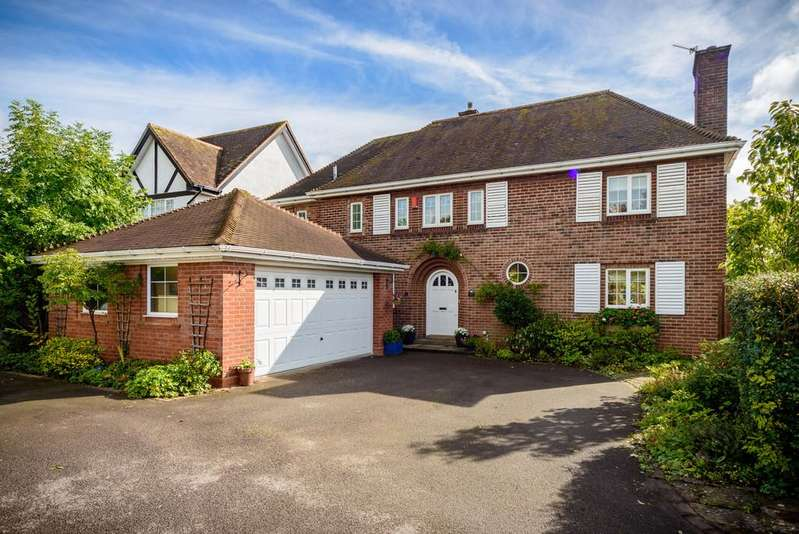 4 Bedrooms Detached House for sale in Kenilworth Close, Balsall Common