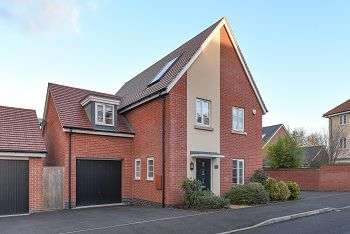 4 Bedrooms House for sale in Towpath Avenue, Northampton, NN4 9DU