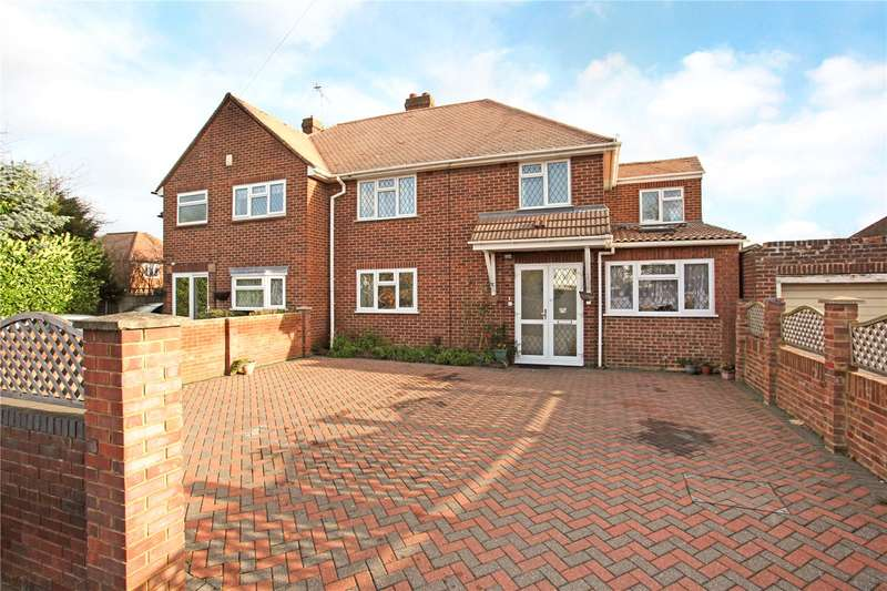 5 Bedrooms Semi Detached House for sale in Imperial Road, Windsor, Berkshire, SL4