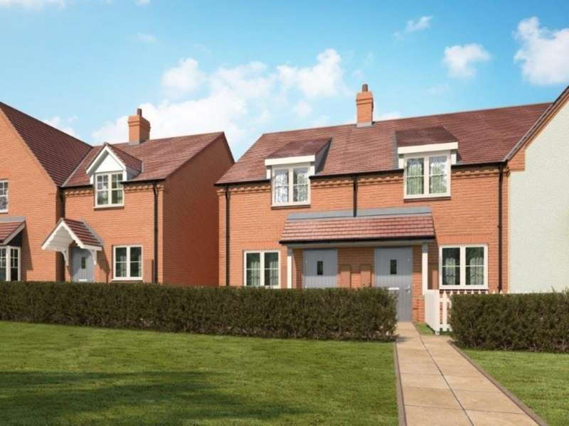2 Bedrooms Town House for sale in Dawsons Road, Osgathorpe
