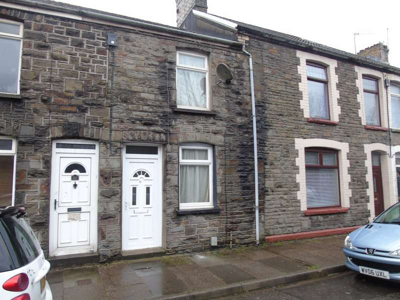 2 Bedrooms Terraced House for sale in Cardiff Road, Treforest, Pontypridd