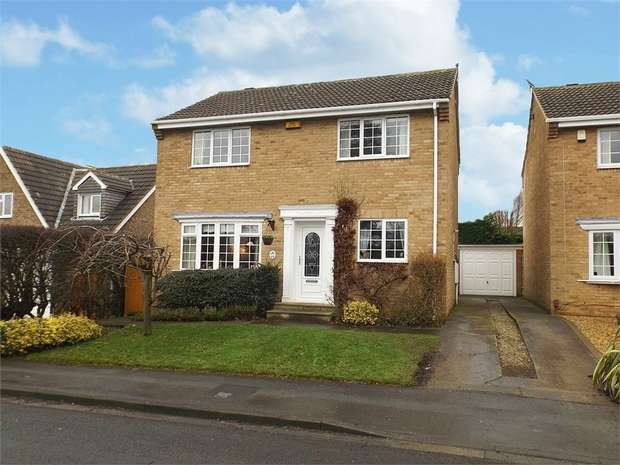 4 Bedrooms Detached House for sale in Staindale, Guisborough, North Yorkshire