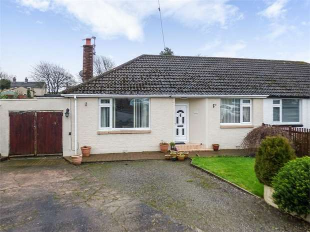 3 Bedrooms Semi Detached Bungalow for sale in West Croft, Seaton, Workington, Cumbria