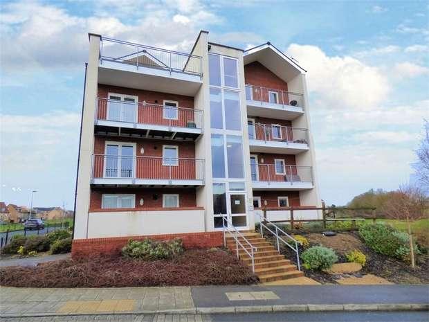 2 Bedrooms Flat for sale in Powis Lane, Oxley Park, Milton Keynes, Buckinghamshire