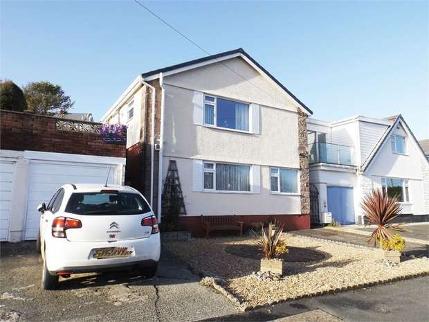 3 Bedrooms Detached House for sale in Fern Hill, Benllech, Tyn-Y-Gongl, Anglesey