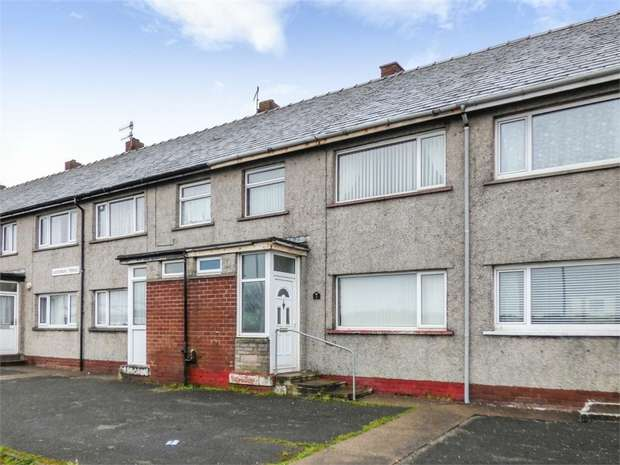 3 Bedrooms Terraced House for sale in Canterbury Terrace, Barrow-in-Furness, Cumbria