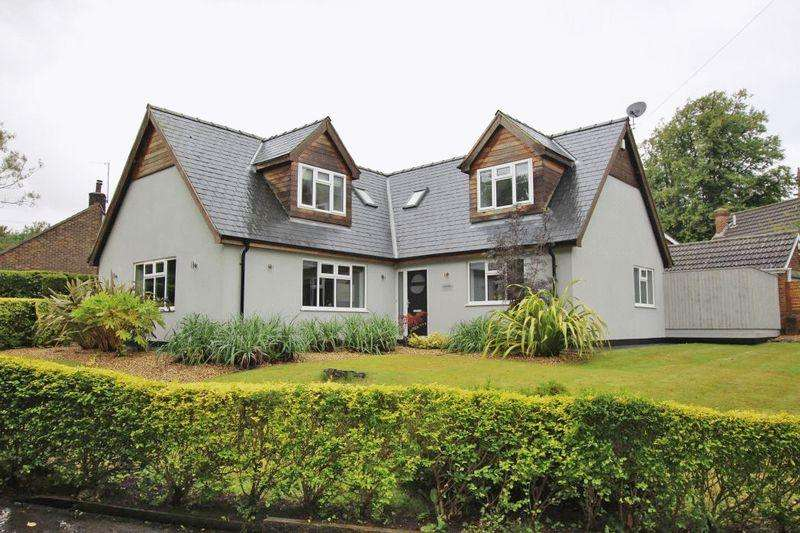 4 Bedrooms Detached House for sale in CHAPEL LANE, BARNOLDBY LE BECK