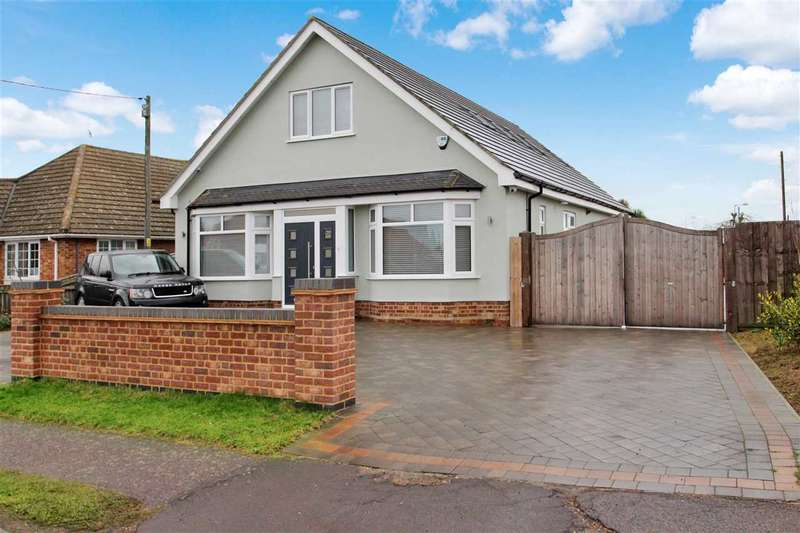 5 Bedrooms Bungalow for sale in Cambridge Road, Kesgrave, Ipswich