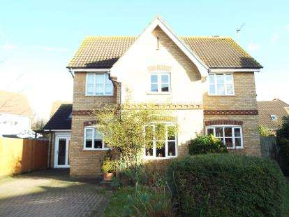 3 Bedrooms Detached House for sale in South Ockendon, Essex
