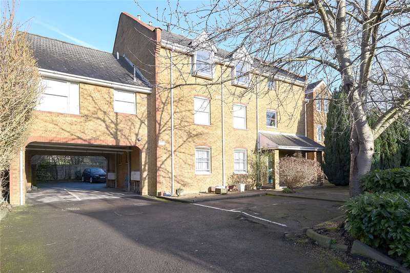 1 Bedroom Apartment Flat for sale in Flat 2, Barnview Lodge, 29 College Road, Harrow, HA3