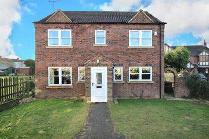 5 Bedrooms Detached House for sale in Cross Street, Crowle, Scunthorpe, Lincolnshire