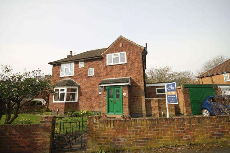 3 Bedrooms Detached House for sale in BRIGHOWGATE, GRIMSBY