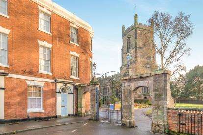 4 Bedrooms End Of Terrace House for sale in Lower Church Street, Ashby-De-La-Zouch, Leicestershire