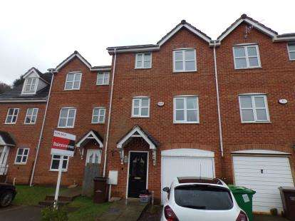 3 Bedrooms Terraced House for sale in Banksman Close, Nottingham