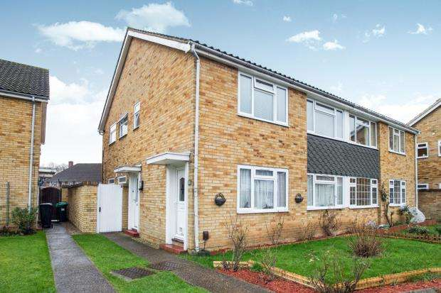 2 Bedrooms Maisonette Flat for sale in Epsom, Surrey