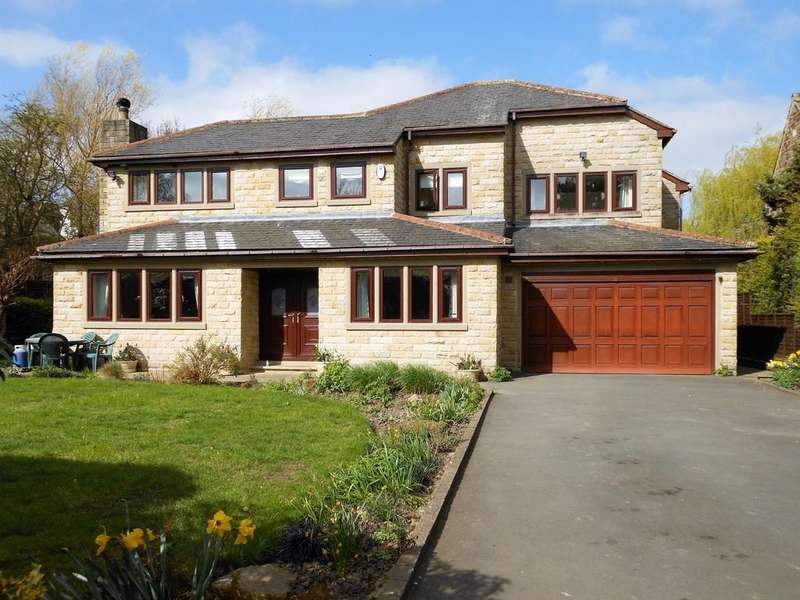 5 Bedrooms Detached House for sale in St Helens Lane, Adel