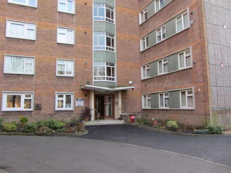 2 Bedrooms Flat for sale in Melville Road, Edgbaston, Birmingham, B16 9NF