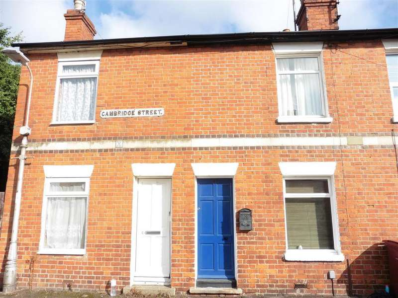 2 Bedrooms Terraced House for sale in Cambridge Street, Reading