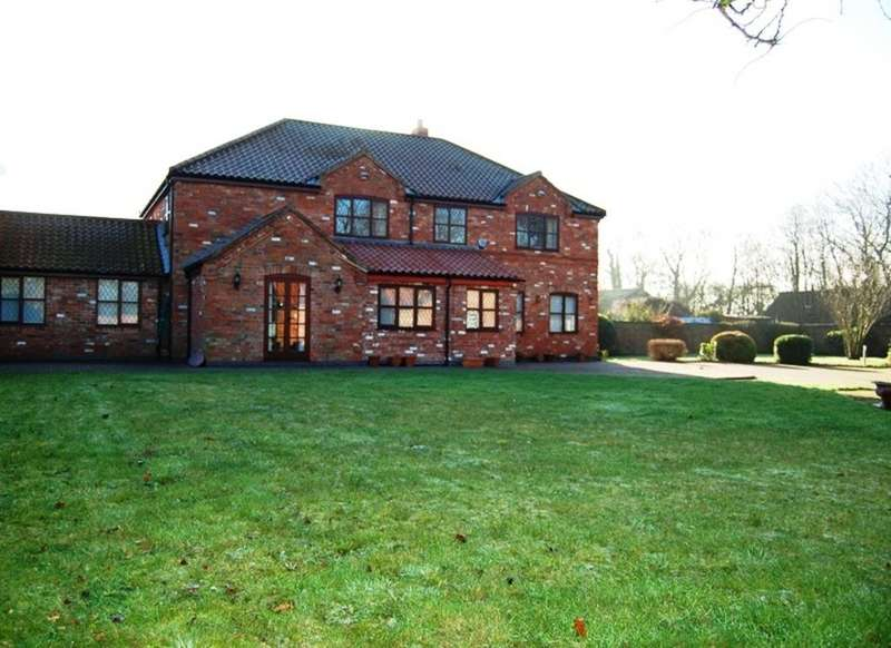 4 Bedrooms Link Detached House for sale in Willows Court, Stallingborough Road, Immingham